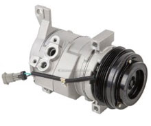 AC Compressor, Condenser, Evaporator and More A/C Parts at
